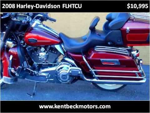 2008 harley davidson flhtcu used cars abilene tx youtube for Kent beck motors abilene