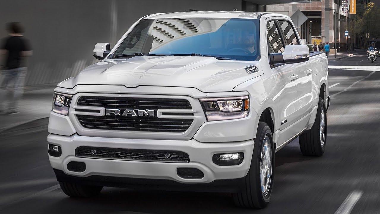 2019 Ram 1500 eTorque mild hybrid system - YouTube