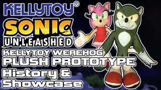 Kellytoy Sonic The Werehog Unreleased Plush Prototype - History & Showcase