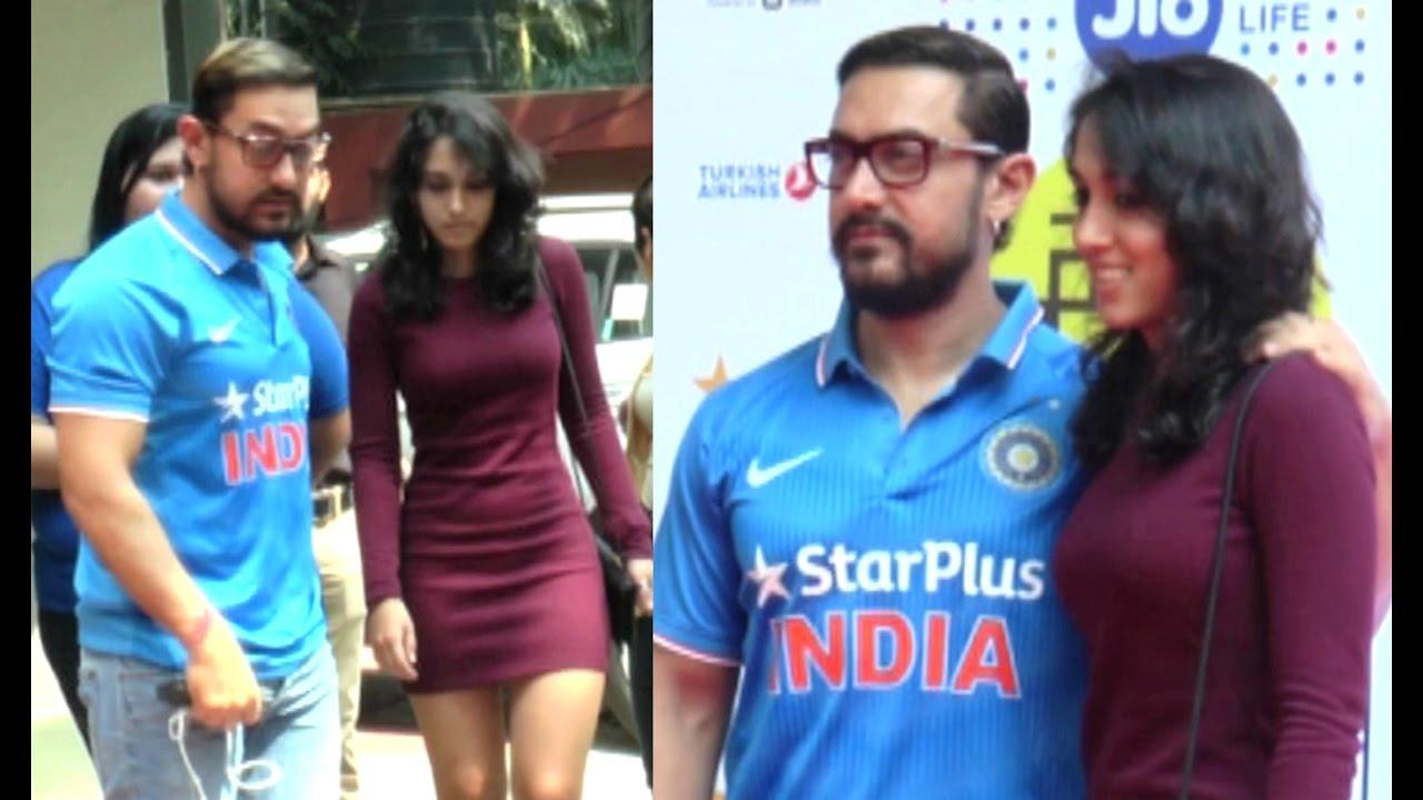 Aamir Khan's Hot Daughter ira Khan At Jio MAMI 2016 - YouTube