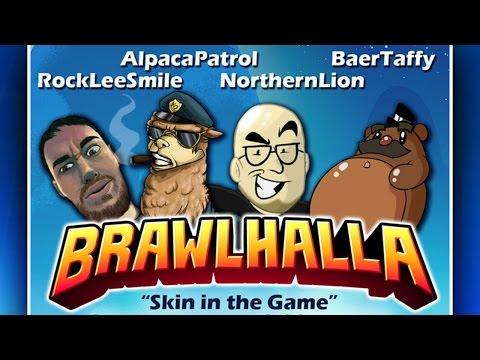 "Brawlhalla - ""Skin in the Game"" Tournament"
