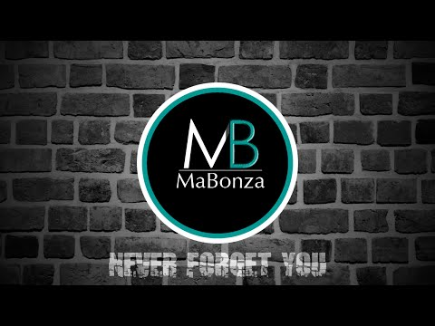 Never Forget You by Conor Maynard [MaBonza Version]