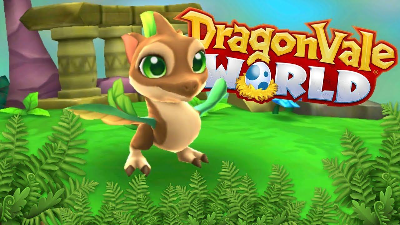 A Wonderful Woodland Fawn Dragonet?! 🐲 DragonVale World - Episode #9