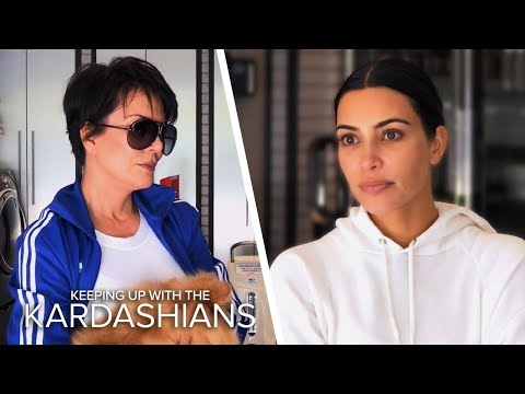 Kim Kardashian Says Tristan's Only Sorry Because He Got Caught | KUWTK | E!