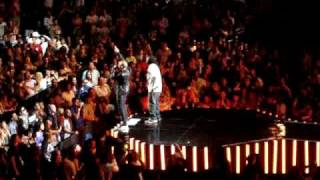 Wisin & Yandel Feat T-Pain Imaginate, Low Low and Ciclone LIVE Concierto #2.MPG