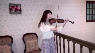 ヴァイオリニスト石川綾子が、 水樹奈々さんの名曲「深愛」をヴァイオリ...