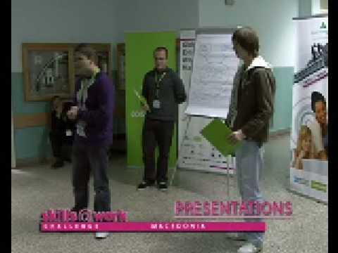 Skills@Work Challenge Macedonia
