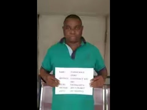 Meet Nigeria's Most Wanted Fraudstar Capt  Abel Photos