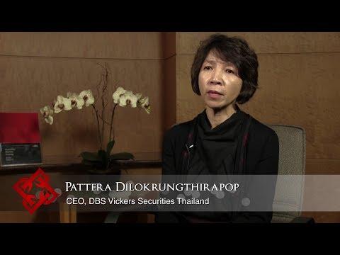 DBS Vickers Securities Thailand CEO Pattera Dilokrungthirapop on Thai capital markets