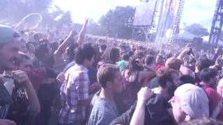 2013 Riot Fest Chicago: Pennywise -