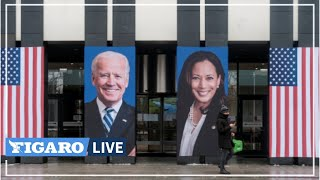 🔴 Inauguration du mandat de Joe Biden et Kamala Harris