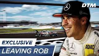Leaving Rob - Wickens' career Highlights in the DTM - DTM 2017