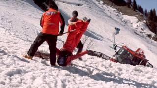 Skitouren auf der Piste