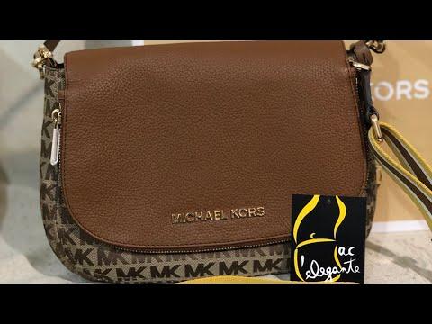 Michael Kors Medium Bedford Convertible Handbag Crossbody Bag