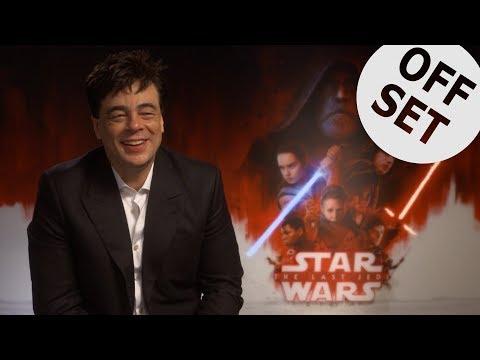 Benicio Del Toro: Prince William and Harry are good actors!
