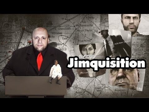 EMOTIONS, POLYGONS, AND ELLEN PAGE Jimquisition