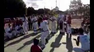 Roda de Capoeira em Cachoeirinha, Capoeira Raça Brasil, 11Maio2008.