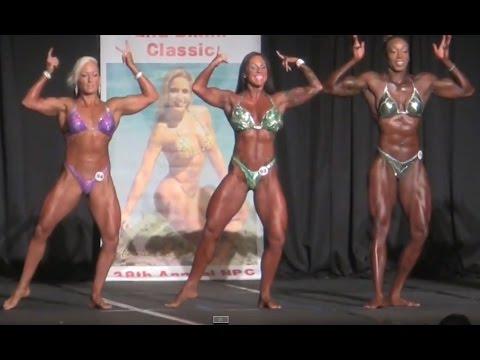 Women's Physique Masters 2015 NPC Anna Level West Palm Beach Championship