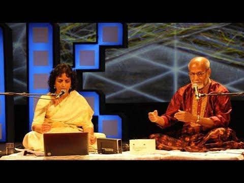 Usha Arunachalam and Pt. Shyamrao Kulkarni: Oneness with sound