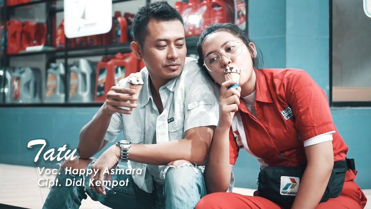 Download Happy Asmara - Tatu (Official Music Video ANEKA SAFARI) | Didi Kempot