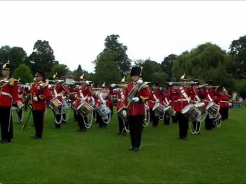 Colchester Military Music Spectacular 2013.