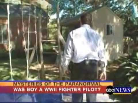 WWII Pilot Reincarnated as Boy Video ABC News