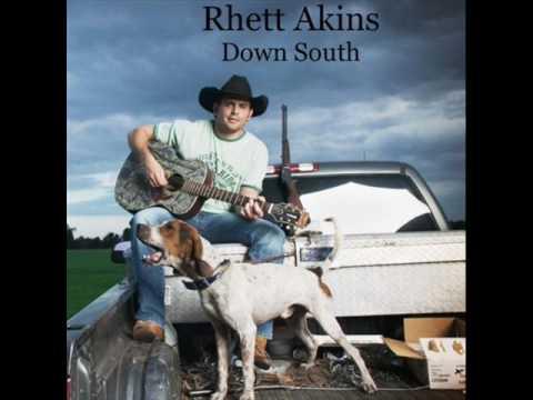Rhett Akins - Friends With Tractors