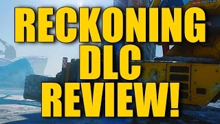 """Advanced Warfare """"Reckoning"""" DLC Gameplay/Review! 4 New Maps, 1 New Exo Zombies Map (COD AW Review)"""