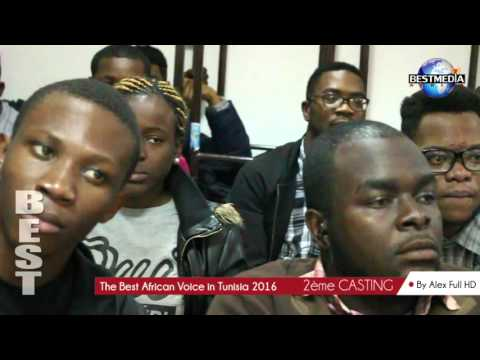 The Afican Best Voice in Tunisia 2016 2ème Casting By Alex Full HD
