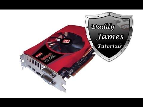 DIAMOND AMD Radeon HD 7850 Full Unboxing Review  Benchmark