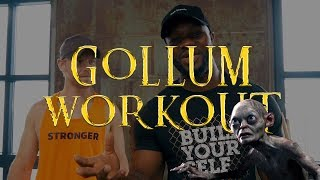 GOLLUM WORKOUT | Haltung verbessern - mehr Gains...so geht