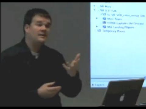 Google Mars - Ross Beyer (SETI Talks)