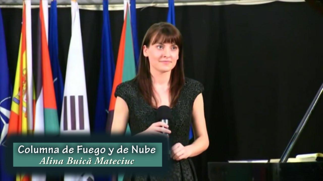 COLUMNA DE FUEGO Y DE NUBE - Alina Buică Mateciuc