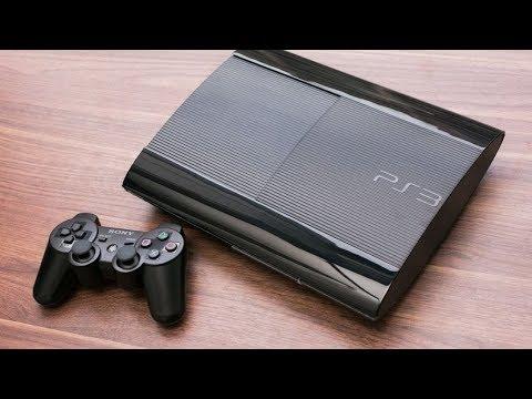 PS3 Playstation 3 Super slim HARD RESET