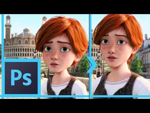 "Watch Me Edit -  ""Ballerina""/""Leap"" Characters as Teens"