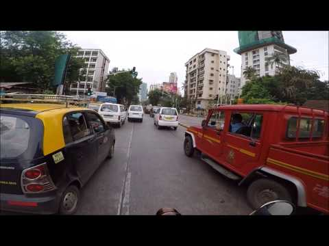 GoPro Hero5 Black: My daily morning commute in Mumbai on my Royal Enfield Bullet 500