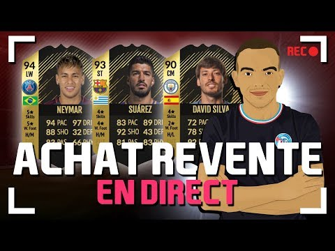 fut 18 live achat revente investissement l ger nouvelle totw avec suarez if et neymar if. Black Bedroom Furniture Sets. Home Design Ideas