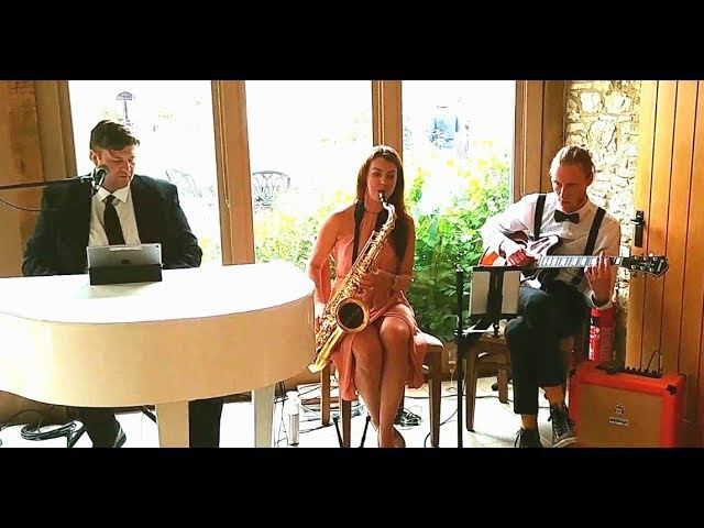 Jazz With Us - Wedding & Corporate Trio
