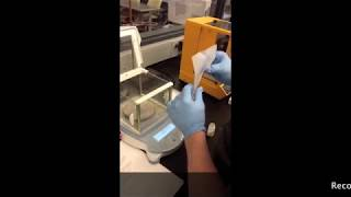 Polarimeter Experiment