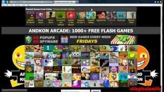 Top 3 Fav Games Andkon