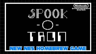 New Nes Homebrew Game: Spook-O'-Tron