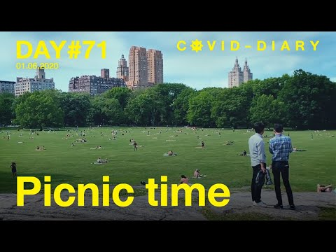 Picnic Time...COVID DIARY Day#71
