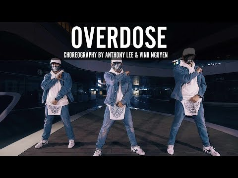 """""""Overdose"""" By Chris Brown & Agnez Mo Choreography By Anthony Lee & Vinh Nguyen"""