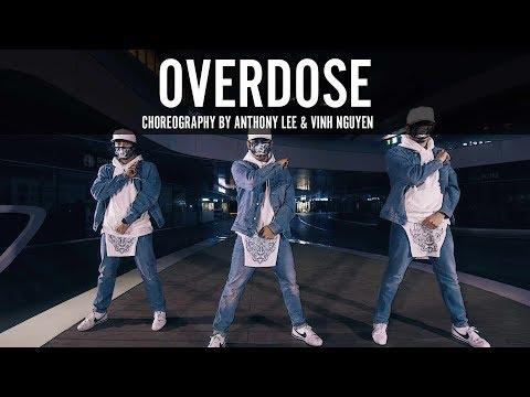 Overdose  Chris Brown & Agnez Mo Choreography  Anthony Lee & Vinh Nguyen