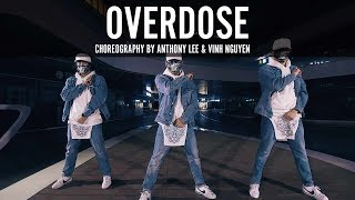Overdose by Chris Brown Agnez Mo Choreography by Anthony Lee Vinh Nguyen