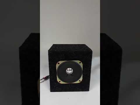 4吋 8歐5瓦喇叭 音箱