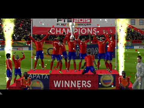 First Touch Soccer 2015 Android Gameplay #2