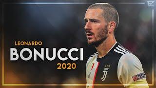 Leonardo Bonucci 2020 ▬ Tackles & Goals