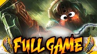 Nautilus Guinsoo Devorador, PARTIDA COMPLETA | League Of Legends - Jota Einoow