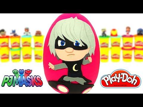Pijamaskeliler Ay Kızı Luna Girl Sürpriz Yumurta - PJ Masks Oyuncakları